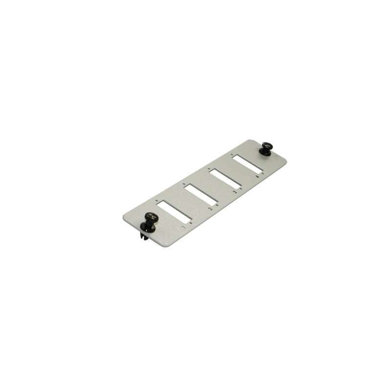 Excel 4 x SC Duplex Adaptor Plate for 200-985