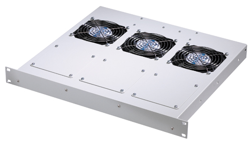 Excel Fan Tray 3 Way Rack Mounted - Universal