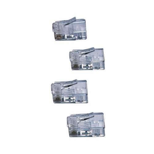 Cat5e RJ45 UTP-Solid Pack of 100