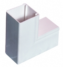 100 x 100mm Flat Angle For Excel Trunking