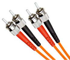 Fibre Patch Cable Duplex ST-ST 30m 62.5/125