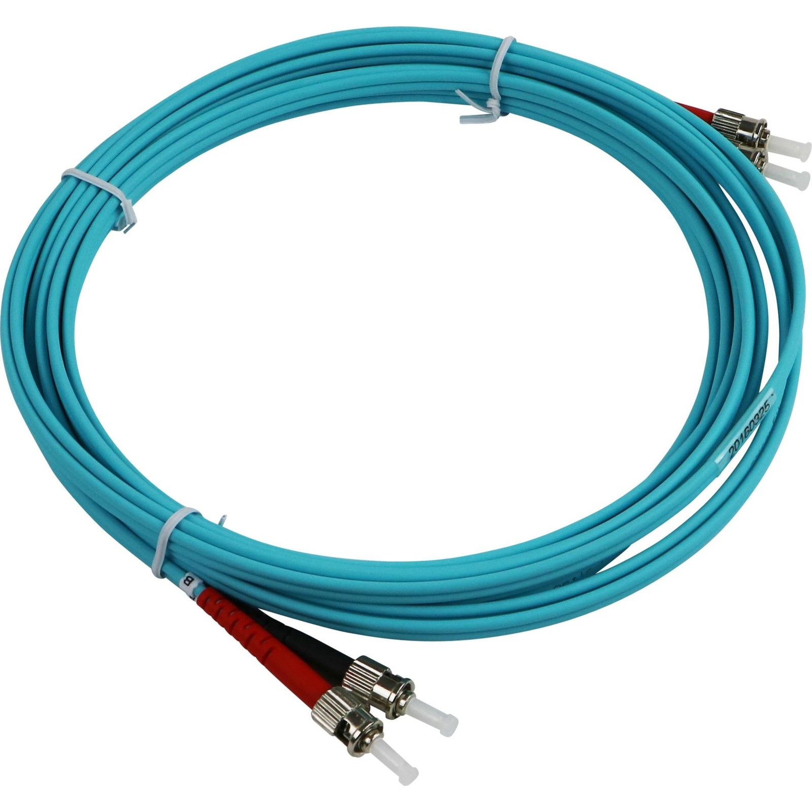 Fibre Patch Cable Duplex ST-ST 3m 50/125 OM3